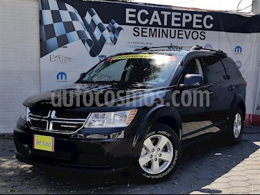Foto venta Auto usado Dodge Journey SE 2.4L (2014) color Negro precio $219,000