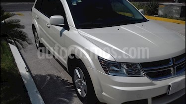 Foto Dodge Journey SE 2.4L usado (2013) color Blanco precio $185,000