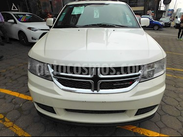 Foto venta Auto usado Dodge Journey SE 2.4L (2015) color Blanco precio $235,000