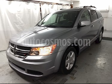 Foto Dodge Journey SE 2.4L usado (2016) color Plata Martillado precio $199,900