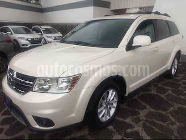 Foto venta Auto usado Dodge Journey SE 2.4L (2016) color Blanco precio $285,500
