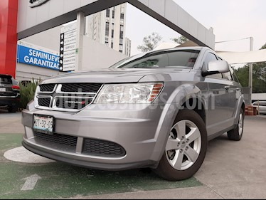 Foto venta Auto usado Dodge Journey SE 2.4L (2016) color Plata Martillado precio $260,000