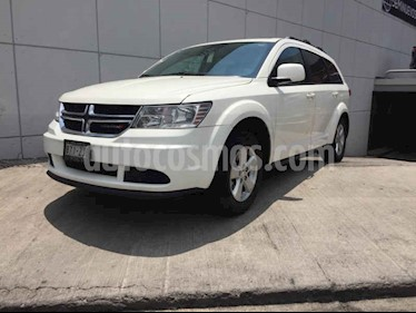 Foto venta Auto usado Dodge Journey SE 2.4L (2014) color Blanco precio $199,000