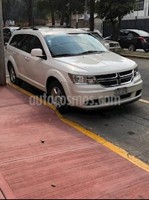 Foto Dodge Journey SE 2.4L usado (2012) color Blanco precio $160,000