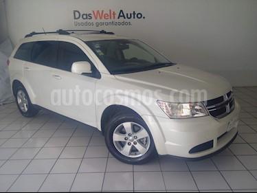 Foto venta Auto usado Dodge Journey SE 2.4L (2014) color Blanco precio $214,900