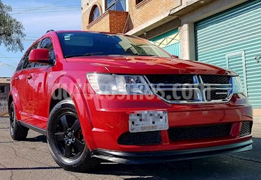 Foto venta Auto usado Dodge Journey SE 2.4L (2012) color Rojo precio $150,000