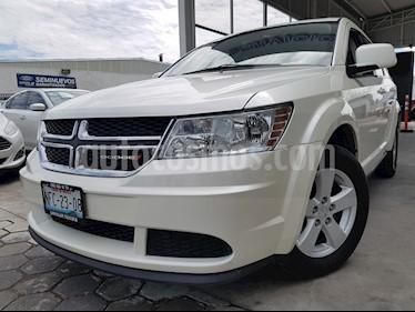 foto Dodge Journey SE 2.4L usado (2017) color Blanco Perla precio $325,000