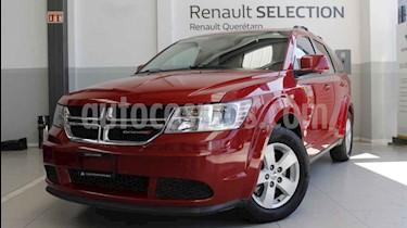 Foto venta Auto usado Dodge Journey SE 2.4L (2015) color Rojo precio $210,000