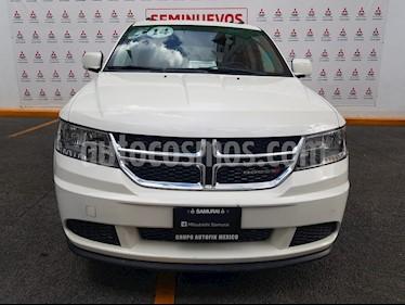 Foto venta Auto usado Dodge Journey SE 2.4L (2014) color Blanco Perla precio $195,000