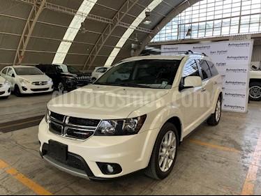 Foto venta Auto usado Dodge Journey SE 2.4L (2017) color Blanco precio $379,000