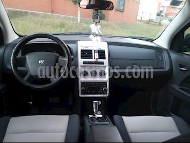 Foto venta Auto usado Dodge Journey SE 2.4L (2009) color Gris precio $122,000