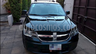 Foto venta Auto usado Dodge Journey SE 2.4L (2009) color Negro precio $137,000