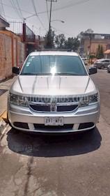 Foto venta Auto usado Dodge Journey SE 2.4L (2009) color Plata precio $109,000