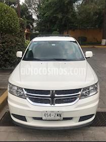 Dodge Journey SE 7 Pasajeros 2.4L usado (2014) color Blanco Perla precio $180,000