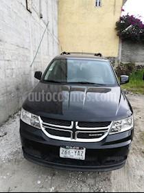 Foto venta Auto usado Dodge Journey SE 7 Pasajeros 2.4L (2012) color Negro precio $130,000