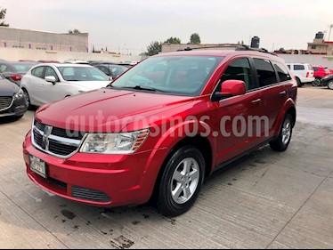 Foto venta Auto Seminuevo Dodge Journey SE 7 Pasajeros 2.4L (2010) color Rojo Adrenalina precio $139,900