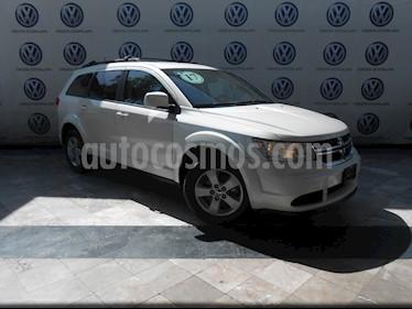 Foto venta Auto Seminuevo Dodge Journey SE 7 Pasajeros 2.4L (2017) color Blanco Perla precio $315,000