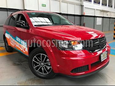 Foto venta Auto usado Dodge Journey SE Blacktop (2019) color Rojo precio $419,900