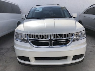 Foto venta Auto usado Dodge Journey SE (2015) color Blanco Perla precio $230,000