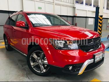 Foto venta Auto Seminuevo Dodge Journey Sport 2.4L 7 Pasajeros  (2016) color Rojo precio $310,000