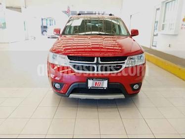 Foto venta Auto usado Dodge Journey Sport 2.4L 7 Pasajeros  (2017) color Rojo precio $300,000