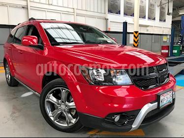Foto venta Auto usado Dodge Journey Sport 2.4L 7 Pasajeros  (2016) color Rojo Adrenalina precio $390,000