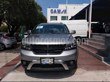 Foto venta Auto usado Dodge Journey Sport 2.4L 7 Pasajeros  (2016) color Plata precio $319,000