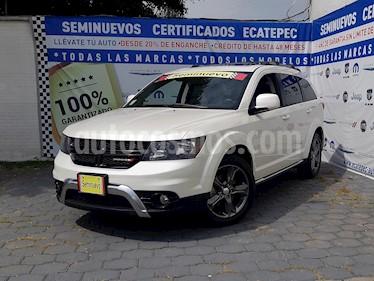 Foto venta Auto usado Dodge Journey Sport 2.4L 7 Pasajeros  (2017) color Blanco Perla precio $339,000