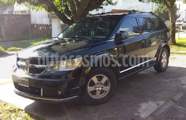 Foto venta Auto usado Dodge Journey SXT 2.4 (2011) color Negro precio $450.000