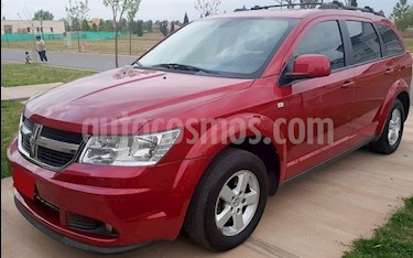 Foto venta Auto Usado Dodge Journey SXT 2.4 (2011) color Rojo Infierno precio $510.000