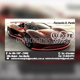 Foto venta Auto usado Dodge Journey SXT 2.4 (2011) color Rojo Infierno precio $390.000