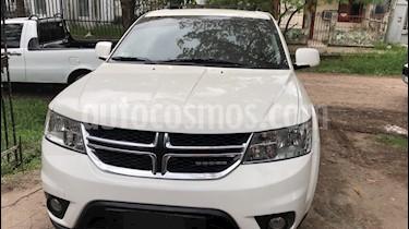 Foto venta Auto usado Dodge Journey SXT 2.4 (2012) color Blanco precio $440.000