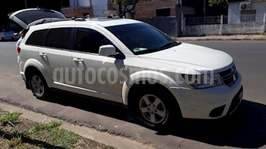 Foto venta Auto usado Dodge Journey SXT 2.4 (2012) color Blanco