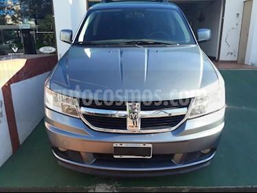 Foto venta Auto usado Dodge Journey SXT 2.4 (2010) color Gris Oscuro precio $385.000