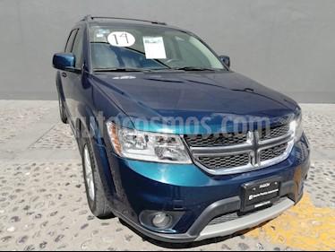 Foto venta Auto usado Dodge Journey SXT 2.4L 5 Pasajeros Plus (2014) color Azul precio $205,000