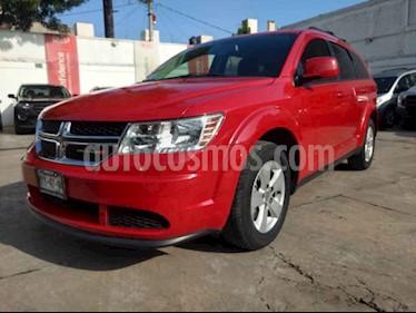 Foto venta Auto usado Dodge Journey SXT 2.4L 5 Pasajeros Plus (2016) color Rojo precio $230,000