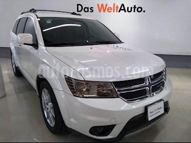 Foto venta Auto usado Dodge Journey SXT 2.4L 5 Pasajeros Plus (2015) color Blanco Perla precio $215,000