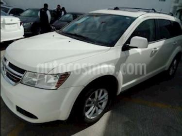 Foto venta Auto usado Dodge Journey SXT 2.4L 5 Pasajeros Plus (2013) color Blanco precio $198,000