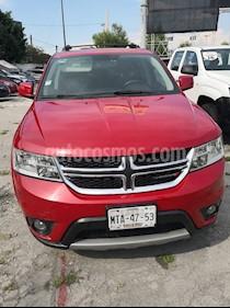 Foto venta Auto usado Dodge Journey SXT 2.4L 5 Pasajeros Plus (2015) color Rojo precio $209,000