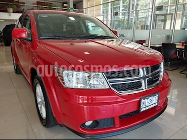 Foto venta Auto usado Dodge Journey SXT 2.4L 5 Pasajeros Plus  (2013) color Rojo precio $189,000