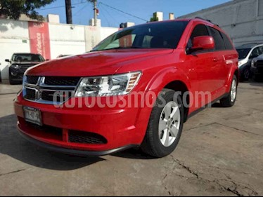 Foto venta Auto usado Dodge Journey SXT 2.4L 5 Pasajeros Plus (2016) color Rojo precio $249,000