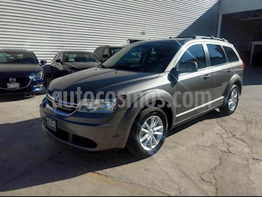 Foto venta Auto usado Dodge Journey SXT 2.4L 5 Pasajeros Plus (2013) color Gris precio $205,000