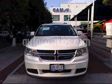 Foto venta Auto usado Dodge Journey SXT 2.4L 5 Pasajeros Plus (2016) color Blanco precio $244,900