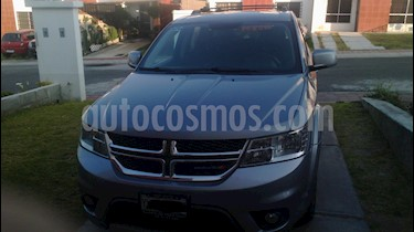 Foto venta Auto usado Dodge Journey SXT 2.4L 5 Pasajeros Plus (2016) color Plata Martillado precio $265,000