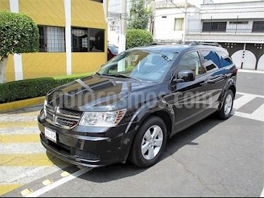 Foto venta Auto usado Dodge Journey SXT 2.4L 5 Pasajeros (2012) color Negro precio $154,900