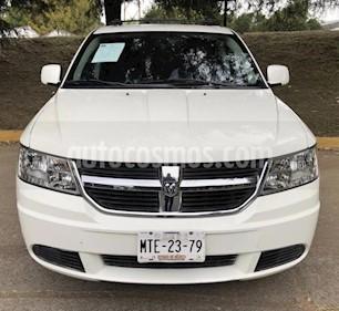 Foto venta Auto Seminuevo Dodge Journey SXT 2.4L 5 Pasajeros (2010) color Blanco precio $139,000