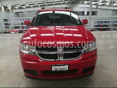 Foto Dodge Journey SXT 2.4L 5 Pasajeros usado (2014) color Rojo precio $185,000