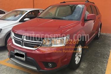 Foto venta Auto usado Dodge Journey SXT 2.4L 5 Pasajeros (2018) color Rojo precio $372,285