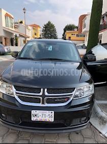 Foto venta Auto usado Dodge Journey SXT 2.4L 5 Pasajeros (2012) color Negro precio $155,000