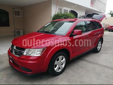 Foto venta Auto usado Dodge Journey SXT 2.4L 5 Pasajeros (2012) color Rojo precio $168,000